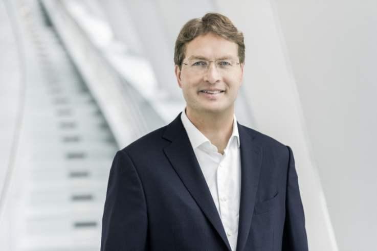 Porträt Ola Källenius, Daimler AG