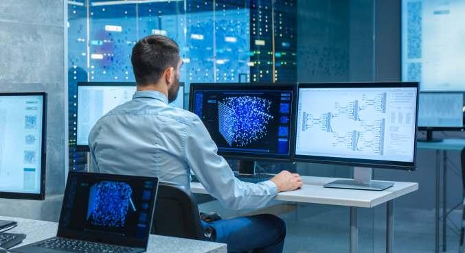 Palo Alto Networks warnt vor den Sicherheitsrisiken, die durch IoT-Geräte in Firmennetzen entstehen. Bild: Gorodenkoff/Adobe Stock