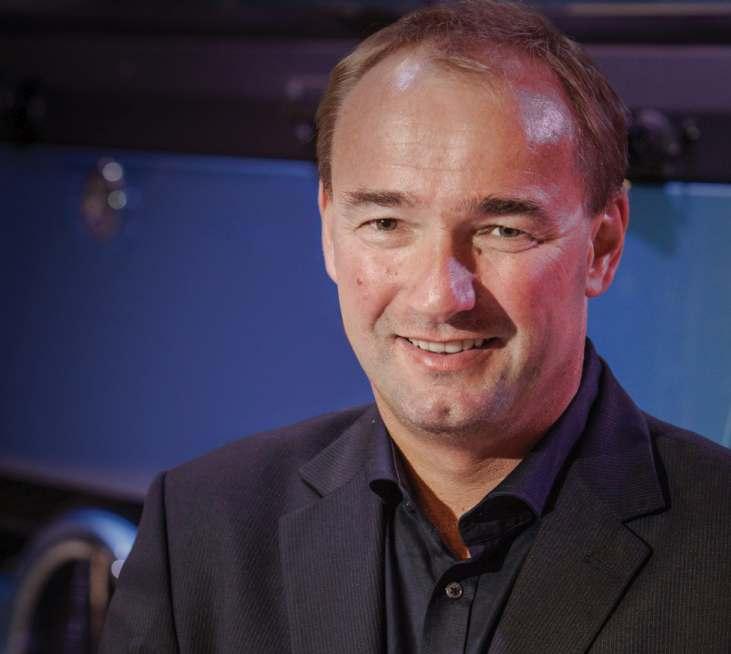 Philipp Schiemer, ab 1. August 2020 Chef von AMG. Bild: Daimler