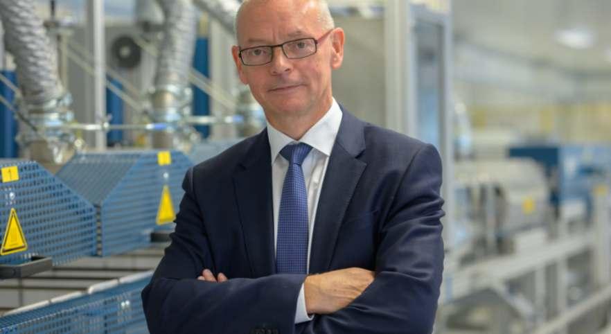 Armin Schnettler ist neuer Präsident des VDE. Bild Anja Rottke