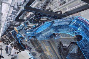 Industrie 4-0 in Unternehmen