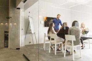 8. Deutscher Startup Monitor: Ein Startup in seinen Räumlichkeiten