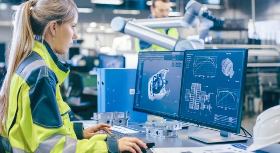Der Konjunkturausblick im Maschinenbau ist insgesamt recht negativ. Bild: Gorodenkoff/Adobe Stock