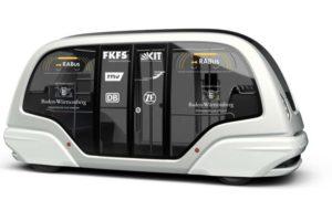 RAB Shuttle, das in Mannheim und Friedrichshafen eingesetzt werden sollen