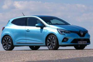 Renault Clio E-Tech. Vitesco liefert das Aktuatormodul für den Hybriden.