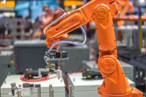 Industrie-Roboter im Einsatz: Deutschland ist Spitzenreiter in der EU