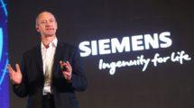 Roland Busch CEO Siemens