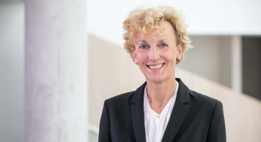 Sabine Bendiek wird neuer Personal- und Operations-Vorstand bei SAP