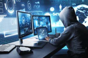 KI-gestützte Roboter sollen beim Kampf gegen Cyberkrime helfen. Bild: peshkov/stock.adobe.com