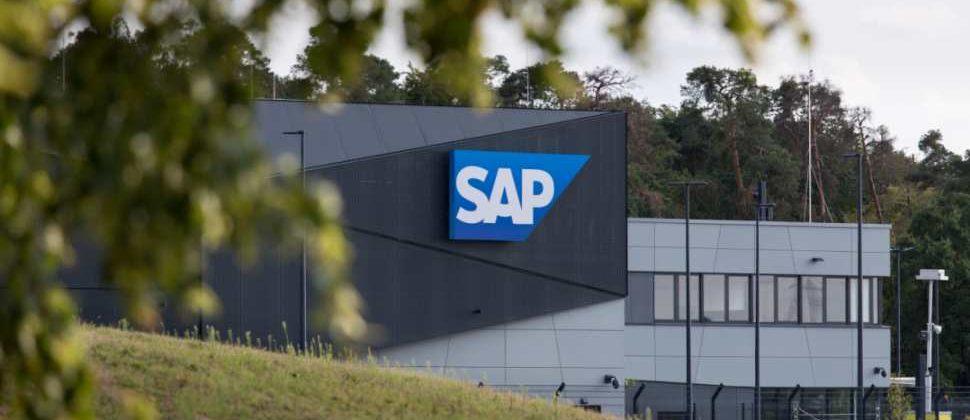 SAP Data Center Walldorf
