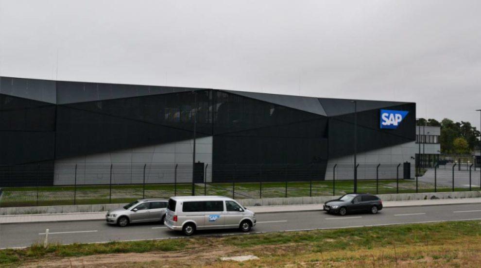 SAP Data Center in Walldorf