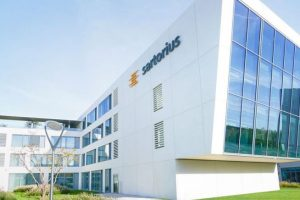 Sartorius Campus Gebäude in Göppingen