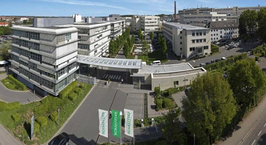 Das Herzogenauracher Unternehmen Schaeffler baut 4.400 Stellen ab. Bild: Schaefller