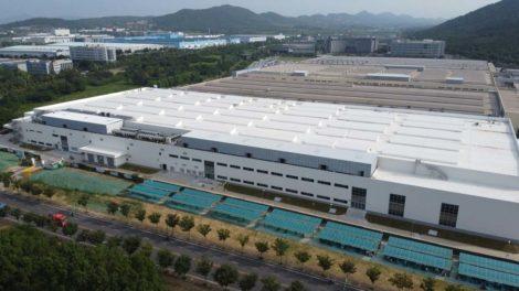 Schaeffler baut seine Fertigungskapazitäten für Windkraft in Nanjing (China) aus.