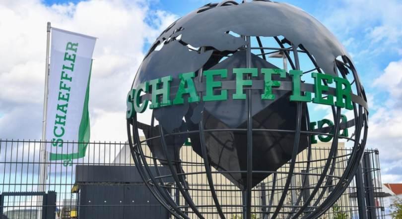 Schaeffler Werk Hirschaid Wasserstoff-Initiative