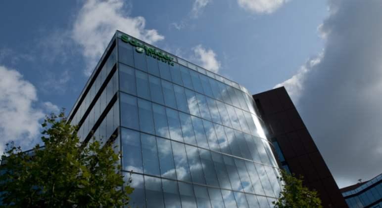 Schneider Electric Paris Le Hive Firmenzentrale