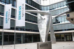 Siemens Headquarter in München. Roland Busch ist neuer CEO.