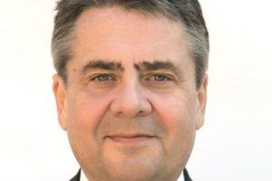 Sigmar Gabriel VDA-Präsident