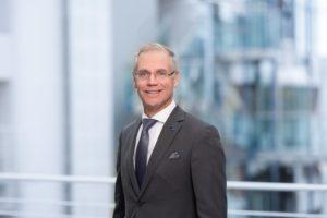 Rickard Gustafson, neuer CEO von SKF, kommt von SAS