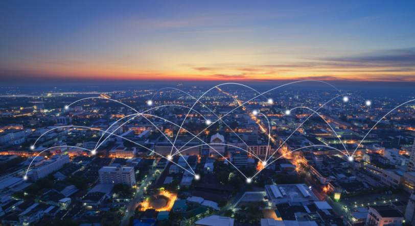 Smart Cities City T-Systems