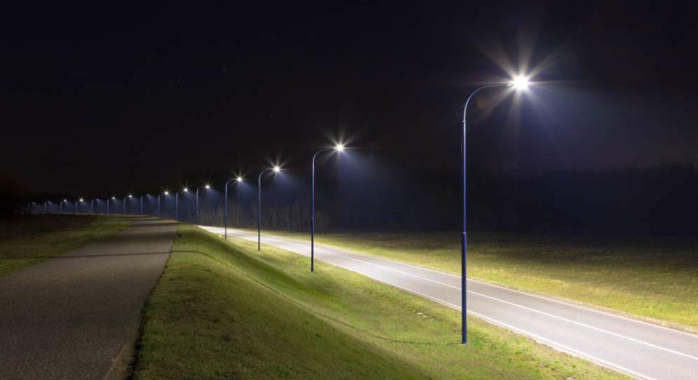 Straßenlaternen sollen intelligenter werden