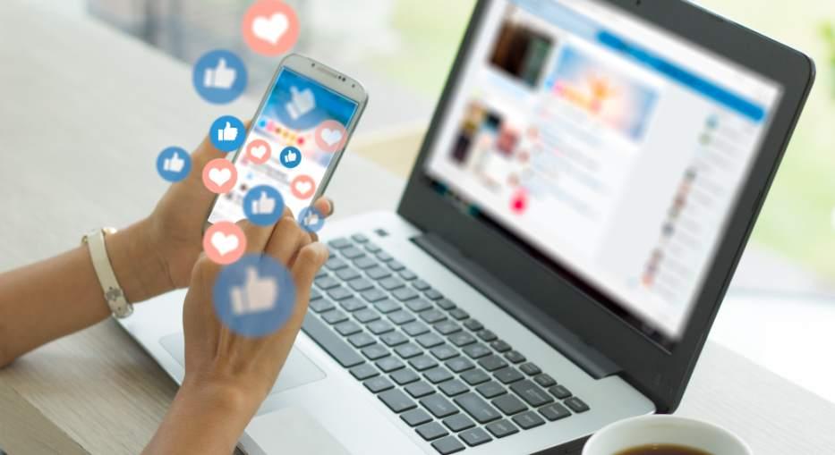 Vico Research & Consulting hat analysiert, wie Unternehmen in Zeiten von Corona auf Social Media agieren. Bild: Urupong via Adobe Stock