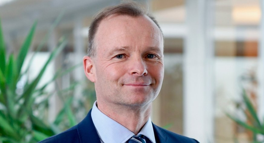 Dr. Michael Grosse, neuer CEO von Syntegon Technology, ehemals Bosch Packaging Technology