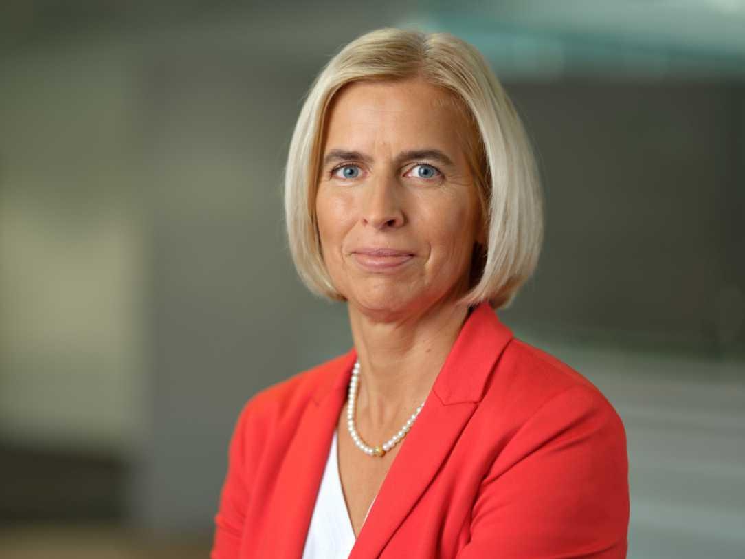 Porträt Tanja Rückert, ab 1. Juli 2021 neuer Chief Digital Officer der Bosch-Gruppe