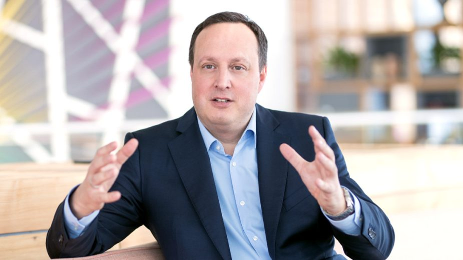 Vorstandsvorsitzender Markus Haas Telefónica Deutschland