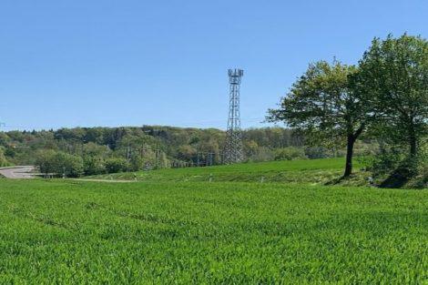 5G Mobilfunk-Masten