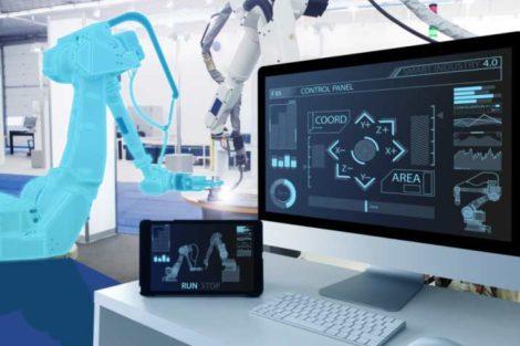 Smarte Fabrik Partnerschaft Telekom