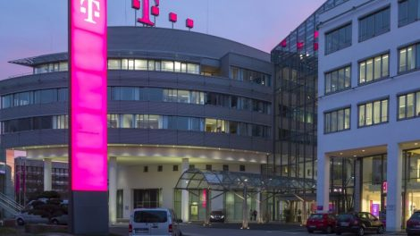 Telekom Zentrale 5G Ausbau
