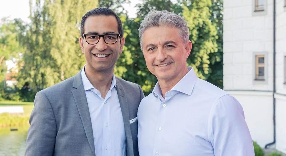 Adel Al-Saleh und Sanjay Brahmawar Telekom Software AG IoT