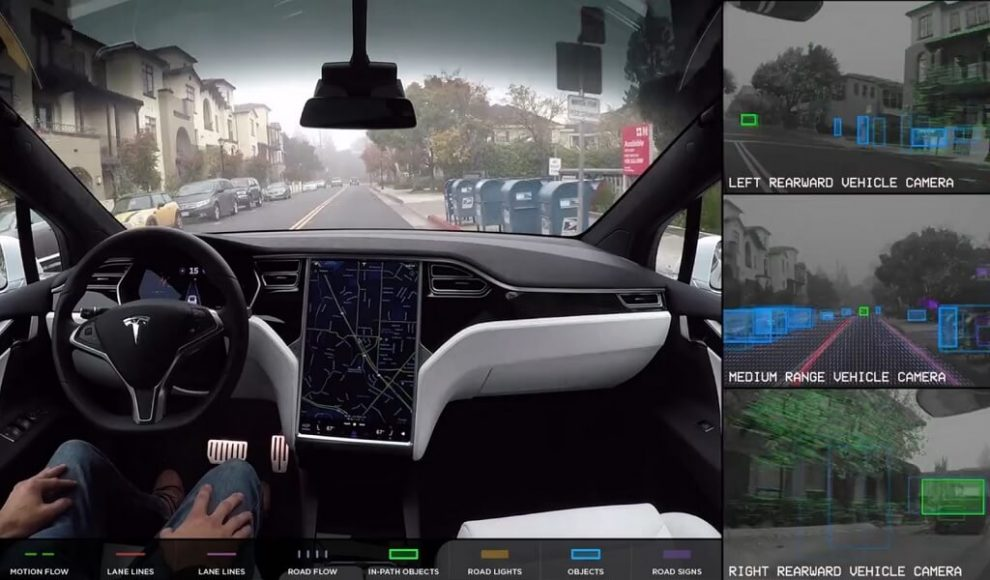 Tesla TÜV autonomes Fahren