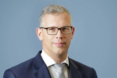 Thomas Walkenhorst, neuer CFO TÜV Hessen
