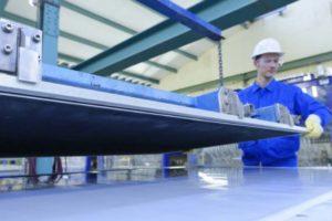 Thyssenkrupp erweitert seine Fertigungskapazitäten für Wasserelektrolyse auf Gigawatt-Maßstab.