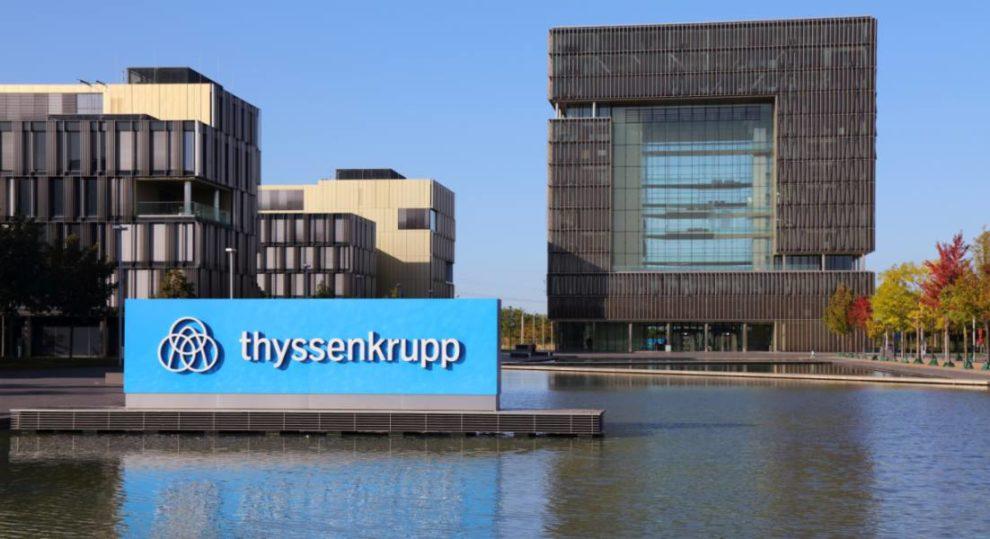 Thyssenkrupp Headquarter Essen Tupungato Adobe Stock