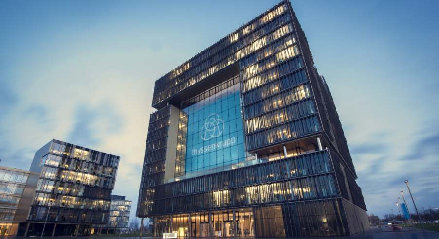Thyssenkrupp Q1 Headquarter Essen