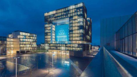 Thyssenkrupp-Quartier in Essen. Der Konzern will 3000 Stellen in den nächsten sechs Jahren abbauen.
