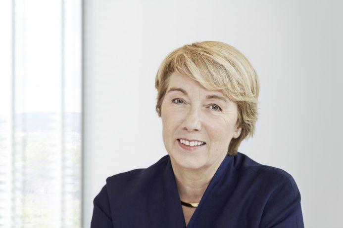 Thyssenkrupp Elevator Martina Merz, Vorsitzende des Vorstands