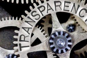 Transparenz Zahnrad DMEXCO Köln Haltung gegenüber Kunden wird wichtiger