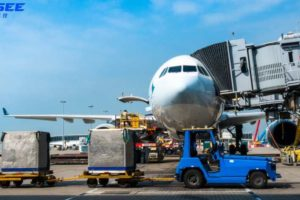 UISEE autonomes Fahren China Flughafen