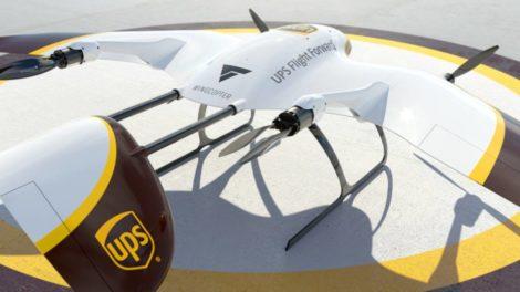 Wingcopter und UPSFF entwickeln gemeinsam eine Flugdrohne