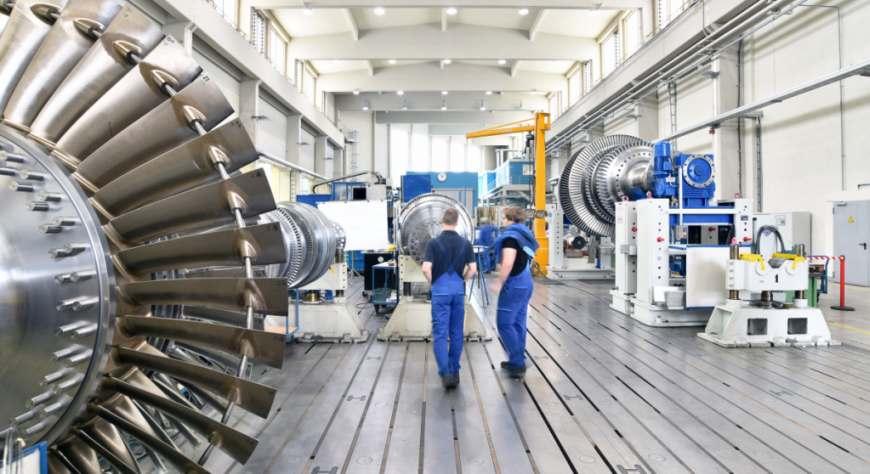 VDMA BGC Treibhausgas-Emissionen Industrie Maschinenbau Anlagenbau