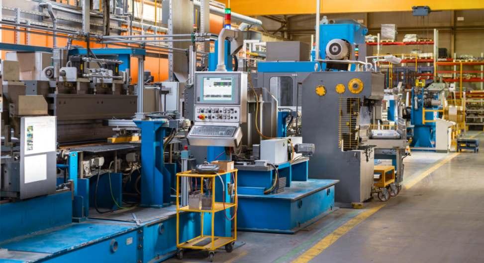 Der Maschinenbau rechnet 2020 mit einem Produktionsrückgang von 17 Prozent. Bild: nordroden/Adobe Stock