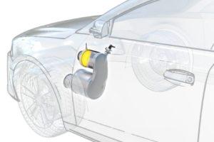Der innovative E-Kat als Teil von Vitesco Technologies' Elektrifizierungsstrategie.