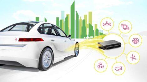 Das Antriebssteuergerät von Vitesco übernimmt im ID.3 von VW mehere Funktionen. Bild: Continental