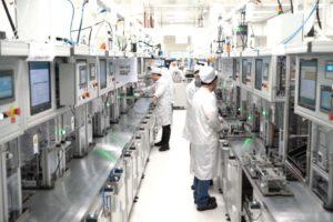 Vitesco startete im Oktober 2019 in Tianjin die Serienproduktion eines vollintegrierten elektrischen Achsantriebs für die Kunden PSA und Hyundai. Bild: Continental AG