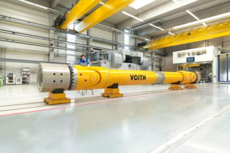 Voith Turbo Gelenkwelle
