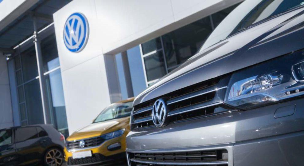 Volkswagen setzt bei Zukunftsthemen auf ein Plattform-Modell.